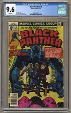 Black Panther #8 (CGC 9.6) White p; Jack Kirby; Marvel; 1978; Newsstand (j#5972)
