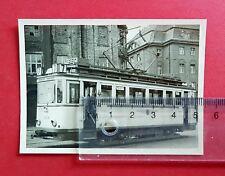 Foto Dresden Strassenbahn Linie 7 Weixdorf von 1960   ( 35666