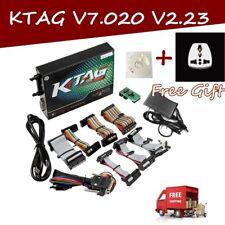 Plus récent KTAG vert V7.020 Master en ligne voiture camion outil programmatiL3