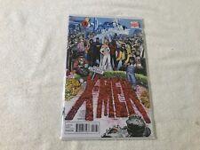 X-Men #7 Marvel 2011 Chris Bachalo 1:15 Beatles Variant Cover MARVEL Comic Book