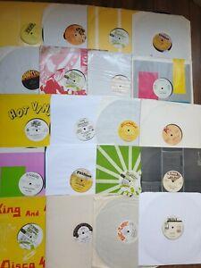 "80 rare vinyl Reggae 12"" and lp Joblot records vinyl lot"
