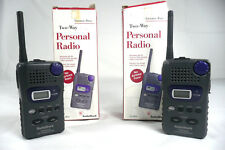 Radioshack (21-1812) 300mW Output 14-Channel Two-Way Personal Radios Boxed