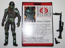 GI JOE RISE OF COBRA RANGE VIPER LOOSE COMPLETE 2009