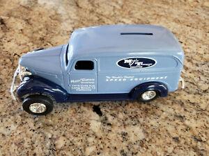 Eastwood ERTL #2090 1938 Chevrolet Panel Truck Mickey Thompson Bank Limt Edition