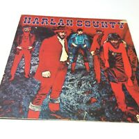 Harlan County Self Titled Vinyl LP 6366 002 VG-/VG Crackles but plays well!