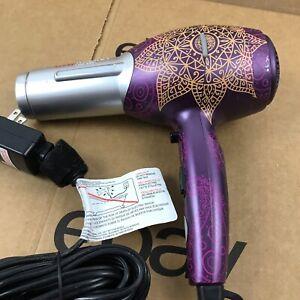 Chi Rocket Low Emf Hair Dryer Dual Speed 1800 Watts GF-7095 1.A3