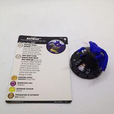 Heroclix DC Elseworlds set Batman #001 Common figure w/card!