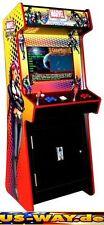 g-88 Clásico Arcade Máquina Tv Vídeo MÁQUINA TRAGAPERRAS de pie 1940 Juegos