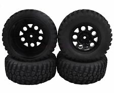 108mm RC 1/10 Traxxas Slash 4x4 Short Rally Truck Soft Rubber Foam Tires Tyres
