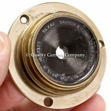 Bausch & Lomb Zeiss Protar Series IV #2 f/12.5 - CLASSIC VINTAGE WIDE ANGLE LENS