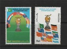 Hockey Pakistani Stamps (1947-Now)