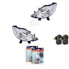 Scheinwerfer Set Peugeot 107 06/05->> H4 inkl. Lampen inkl. Motor