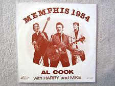 Single EP / AL COOK / MIT AUTOGRAMM / PROMO / 1984 /  AUSTRIA / RARITÄT /