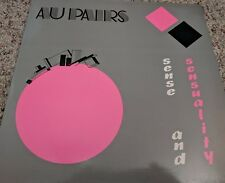 """AU PAIRS """"SENSE AND SENSIBILITY  HOLLAND LP IN GREAT CONDITION"""
