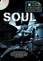 Play Along Drums Audio CD: Soul by Music Sales Ltd (Paperback, 2011)