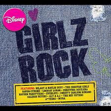 Disney Girlz Rock [Soundtrack] [Digipak] by Disney (CD, Jun-2005, Walt Disney)