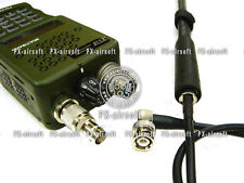 Quick Disconnect Antenna Extension Cable for PRC-148 PRC-152 Mbitr Radio TRI TCI