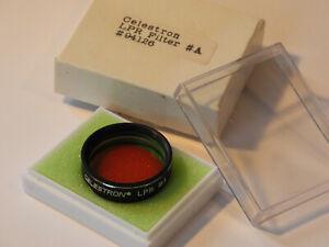 CELESTRON 1.25'' LPR Filter #A #94126, Made in JAPAN (like new)
