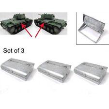 MATO Accessory Parts Metal Storage Box For 1/16 1:16 RC Russian KV-1 Tank