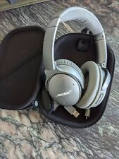Bose QuietComfort 35 Headband Wireless Headphones - Silver