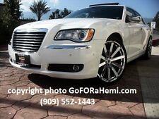 "Chrysler 300 300C 22"" Wheels Tires SRT Style Rim #419 Mopar RWD CARS 2005 - 2019"