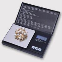 100g/200g/500g/0,01g MS-B Feinwaage Goldwaage Digital-waage Taschenwaage
