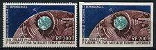 Raumfahrt Space 1962 Neukaledonien Telstar 386 A + U Imperf MNH/879