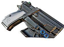 Legacy Firearms Co CZ 75d Compact PCR Appendix Holster Black