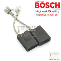 Bosch Carbon Brushes for GWS 22-230 H 230mm Angle Grinder 1607014171 Autostop