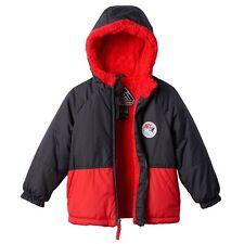 Coat Boys ZeroXposur Transitional Jacket Sherpa-lined insulation Medium (5/6)