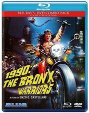 1990 Bronx Warriors - 2 x Blu-Ray - Collector's Edition -OOP- Enzo G Castellari