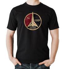 Cccp Vintage T-Shirt  Black sowjetunion, udssr,