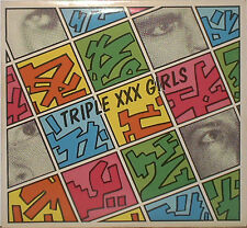 "Tampa Bay Music TRIPLE XXX GIRLS 1983 12"" Disco Bowling w/ Robert Wegmann Vinyl"