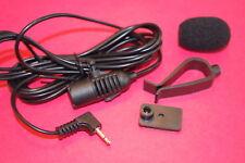 Microphone for Pioneer AVH-4000NEX, AVH-1330NEX Bluetooth Microphone NEW #2.5mm