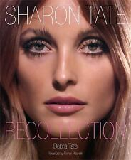 Sharon Tate: Recollection-ExLibrary