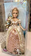"""DISNEY TANGLED EVER AFTER - EXCLUSIVE & RARE 12"""" RAPUNZAL WEDDING DOLL"""