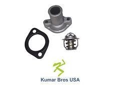New Kubota L3650F L3710DT/GST/HST Thermostat Cover, Thermostat & Gasket