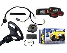 Club Car DS Ultimate Madjax Street Legal Golf Cart Light Kit #02-008