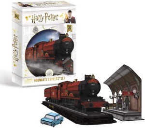University Games Harry Potter Hogwarts Express 3D Puzzle