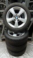 4 BMW Winterräder Styling 376 205/55 R16 M+S 1er F20 F21 2er F22 6796199 RDK TOP