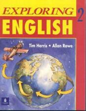 Exploring English, Level 2 by Allan Rowe and Tim Harris (1995, Paperback,...