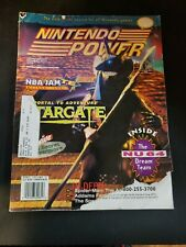 Nintendo Power Magazine Volume 71 With Poster Attached