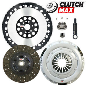 """10.5"""" STAGE 2 CLUTCH KIT+CHROMOLY RACE FLYWHEEL FORD MUSTANG GT 4.6L SOHC 6-BOLT"""