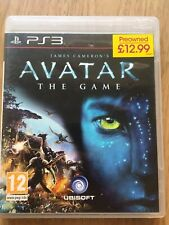 James Cameron's Avatar: The Game (Sony PlayStation 3, 2009)