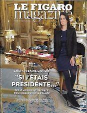 LE FIGARO MAGAZINE N°22522 6/01/2017 VERDIER-MOLINIE_BIBLIOTHEQUE NATIONALE_MALI
