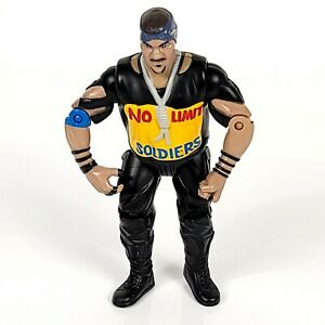 NEW JACK ECW OSFTM Loose Wrestling Figure Rare 1999 Used No Limit Soldiers