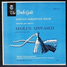 Bach Aeolus Appeased Helmut Koch The Bach Guild BG 515 LP NM, CV NM -
