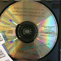 SUPER RARE Sandra Everlasting Love USA Promo CD Single PWL PRCD2334 Pete Hammond