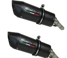 HONDA VTR 1000 SP-1 RC51 2000/01 EXHAUSTS FURORE CARBON BY GPR EXHAUSTS