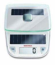 SOEHNLE fácil Energía Solar Digital cocina escala de alimentos balanza de Vidrio de 5kg